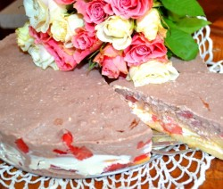 studený dort